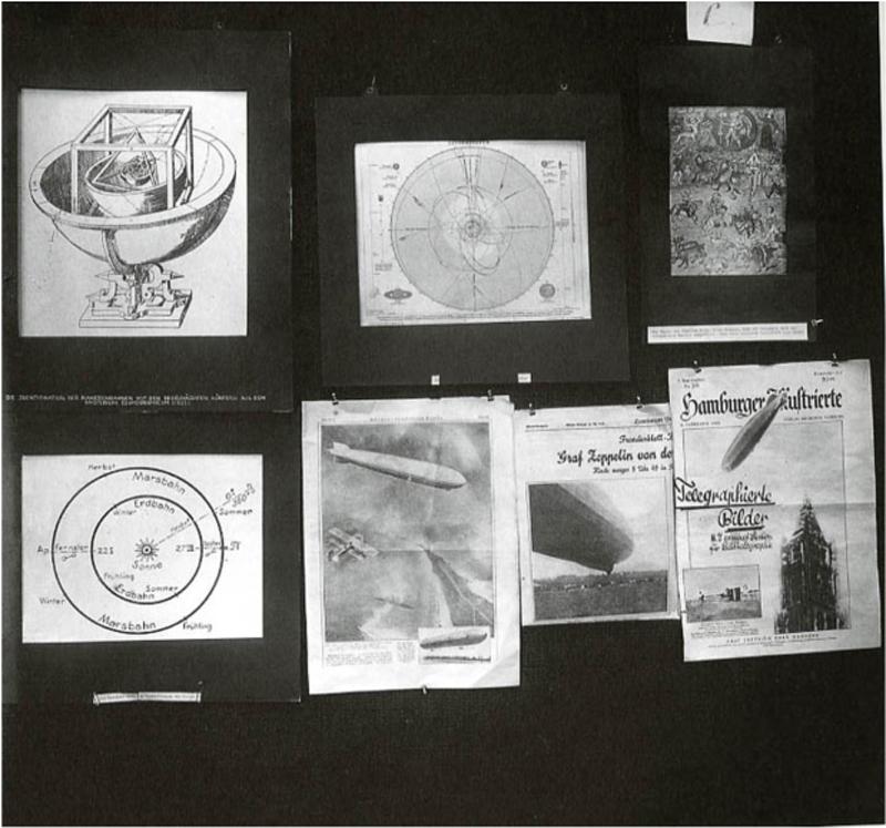 Aby Warburg, Memory Atlas
