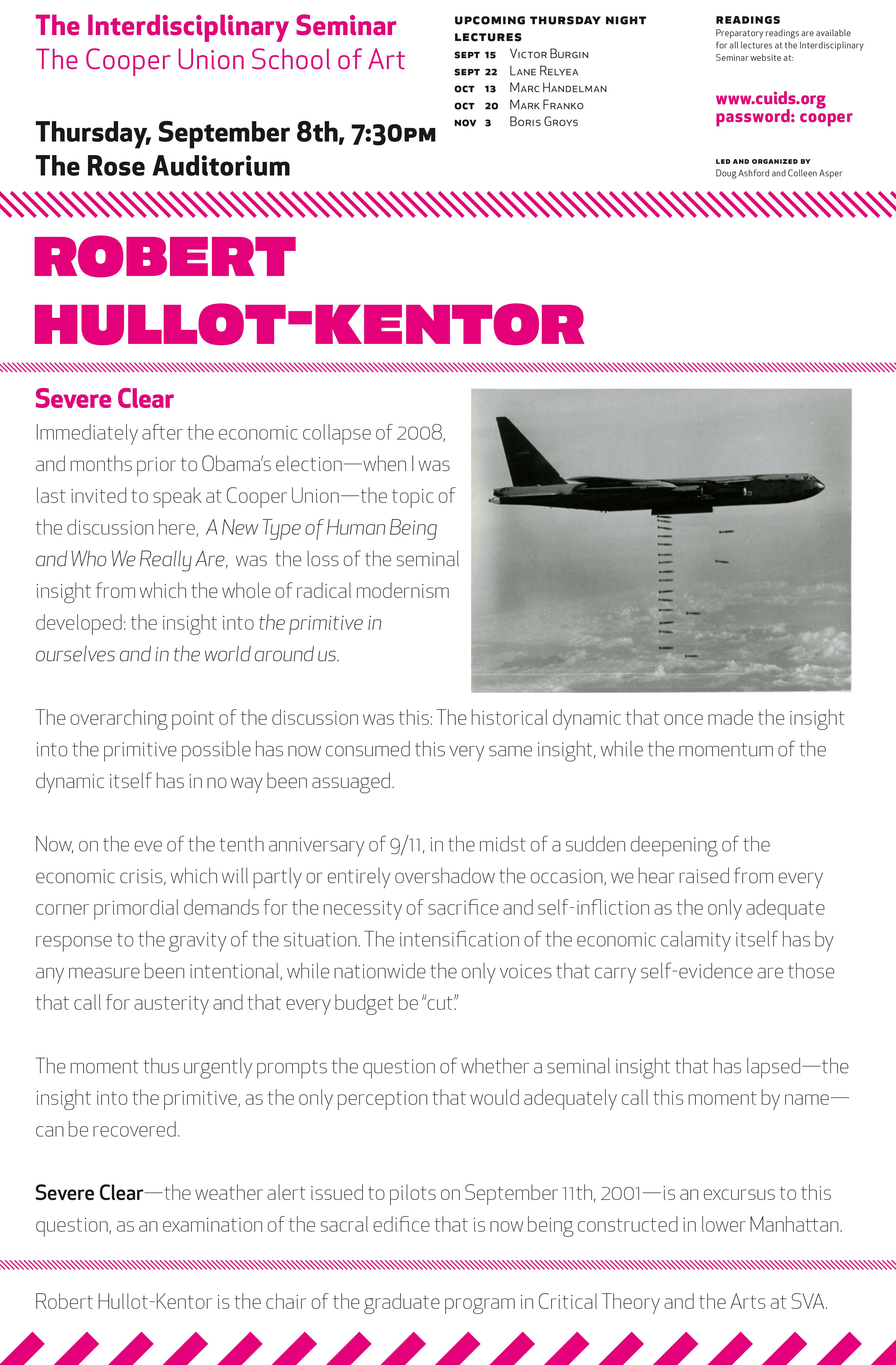 IDS-Fall11-Hullot-Kentor