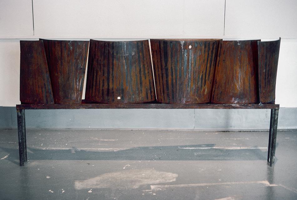 Race Bannon (verso), 1980