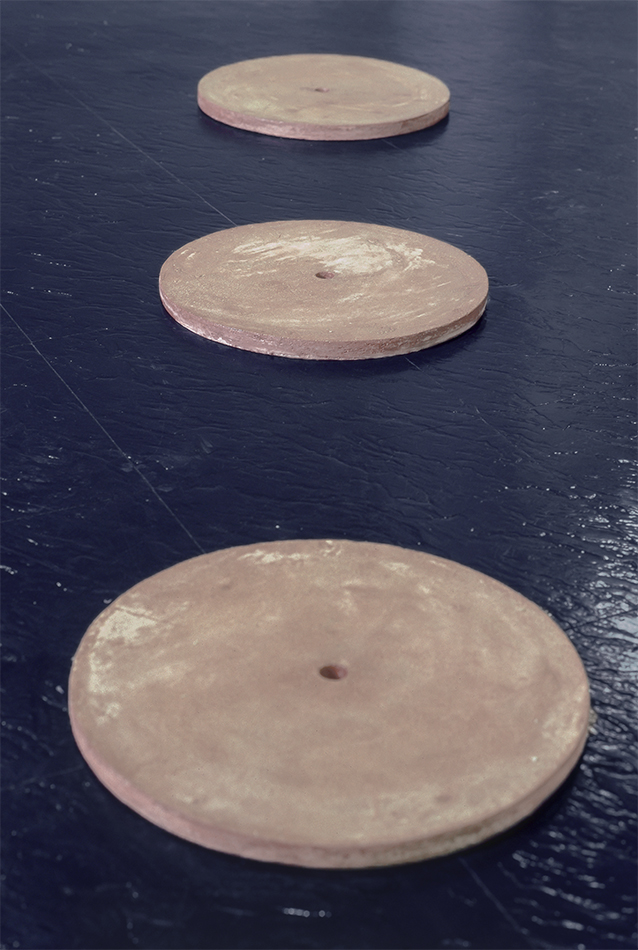 Three discs, 1981