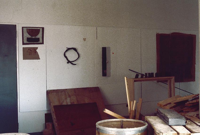 Commune (painting studio), 1981