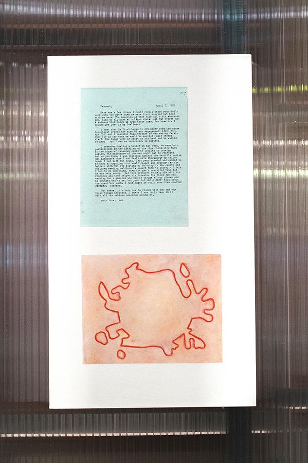 Doug Ashford, All my Love #2 (stain)